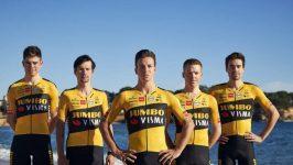 Maglie ciclismo Jumbo Visma