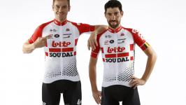 Equipaggiamento squadra professionale Lotto Souda 2019