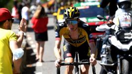 Cruiswijk è secondo perché Jumbo-Visma ha di nuovo messo alla prova la sua fortuna a Vuelta, in Spagna a riposo