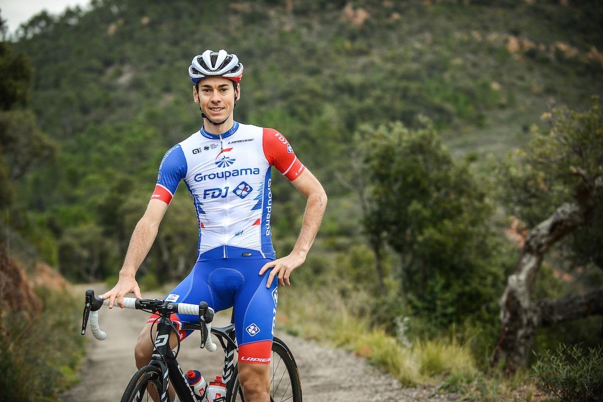 maglia ciclismo Groupama-FDJ