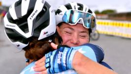 Hoskin si è ripresa dall'infezione da COVID-19 e ha vinto il campionato norvegese di sprint del tour femminile