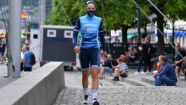 Lucinda Brand salta la Parigi-Roubaix per la Coppa del Mondo di Mountain Bike negli Stati Uniti
