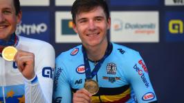 Evenepoel: molto felice di tornare nella migliore squadra del Campionato Europeo Time Trial