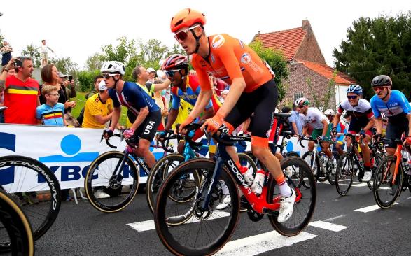 maglia ciclismo Paesi Bassi