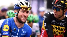 Mark Cavendish: voglio restare su Deceuninck-QuickStep ma non dipende da me